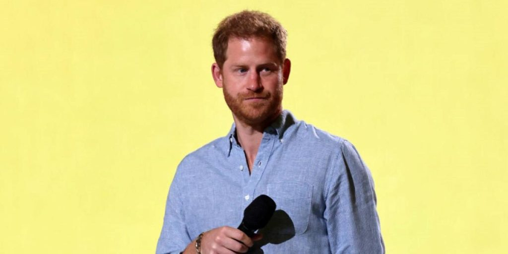 Prince Harry will not be attending a banquet in England in memory of Princess Diana