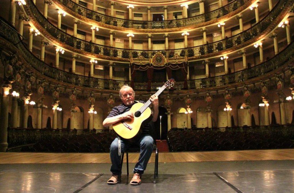 Renowned guitarist Sebastião Tabajos dies in Santarem    Santarem and the region