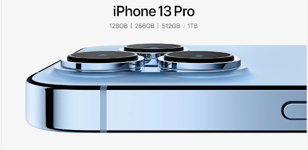 The production cost of the iPhone 13 Pro is higher than that of the iPhone 12 Pro